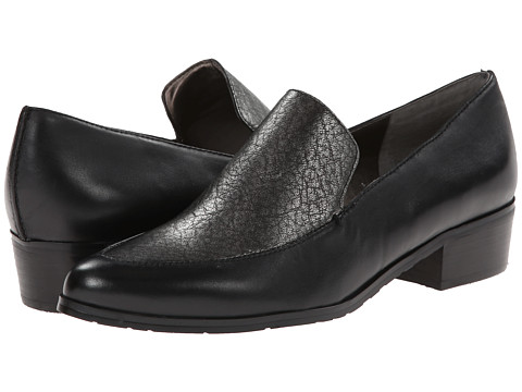 Tahari - Timo (Black/Pewter) Women's Shoes