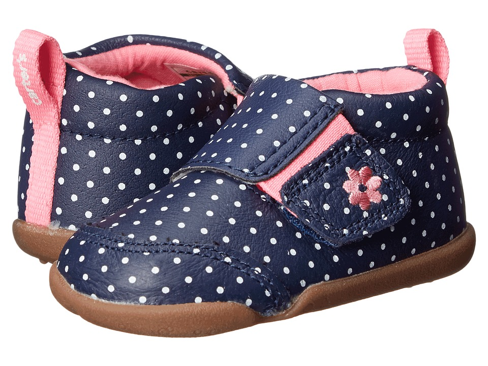 Carters - Every Step Christy Stage 2 (Navy) Girl's Shoes