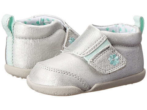 Carters - Every Step Christy Stage 2 (Silver) Girls Shoes