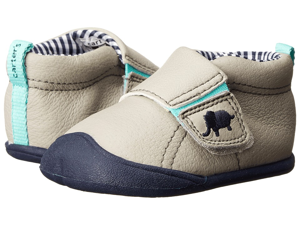 Carters - Every Step Andy Stage 1 (Light Grey) Boys Shoes