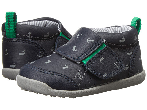 Carters - Every Step Charlie Stage 3 (Navy) Boy's Shoes