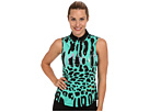 Jamie Sadock Rainforest Sleeveless Top (Midori Green)