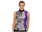 Jamie Sadock Lynx Sleeveless Top (Jet Black)