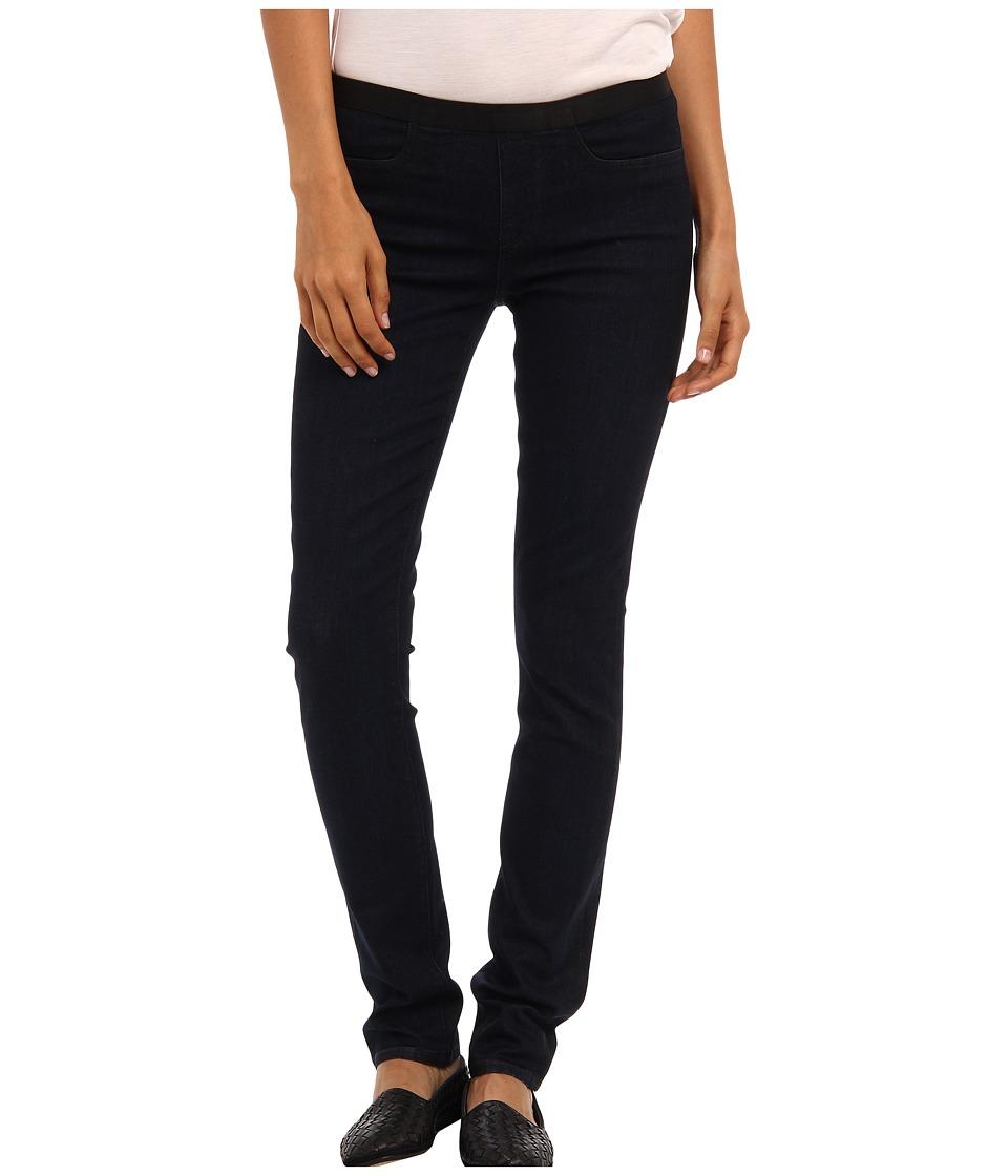 HELMUT LANG - Elastic Leggings (Dark Indigo) Women's Casual Pants