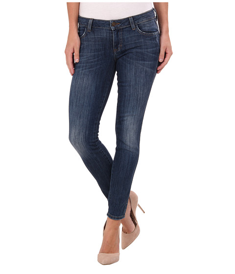 Siwy Denim - Hannah Slim Crop in Back Fire (Back Fire) Women