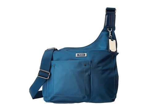 Tumi - Voyageur - Sumatra Crossbody (Sapphire) Cross Body Handbags