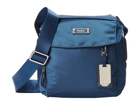 Tumi - Voyageur - Lugano Messenger (Sapphire) Messenger Bags