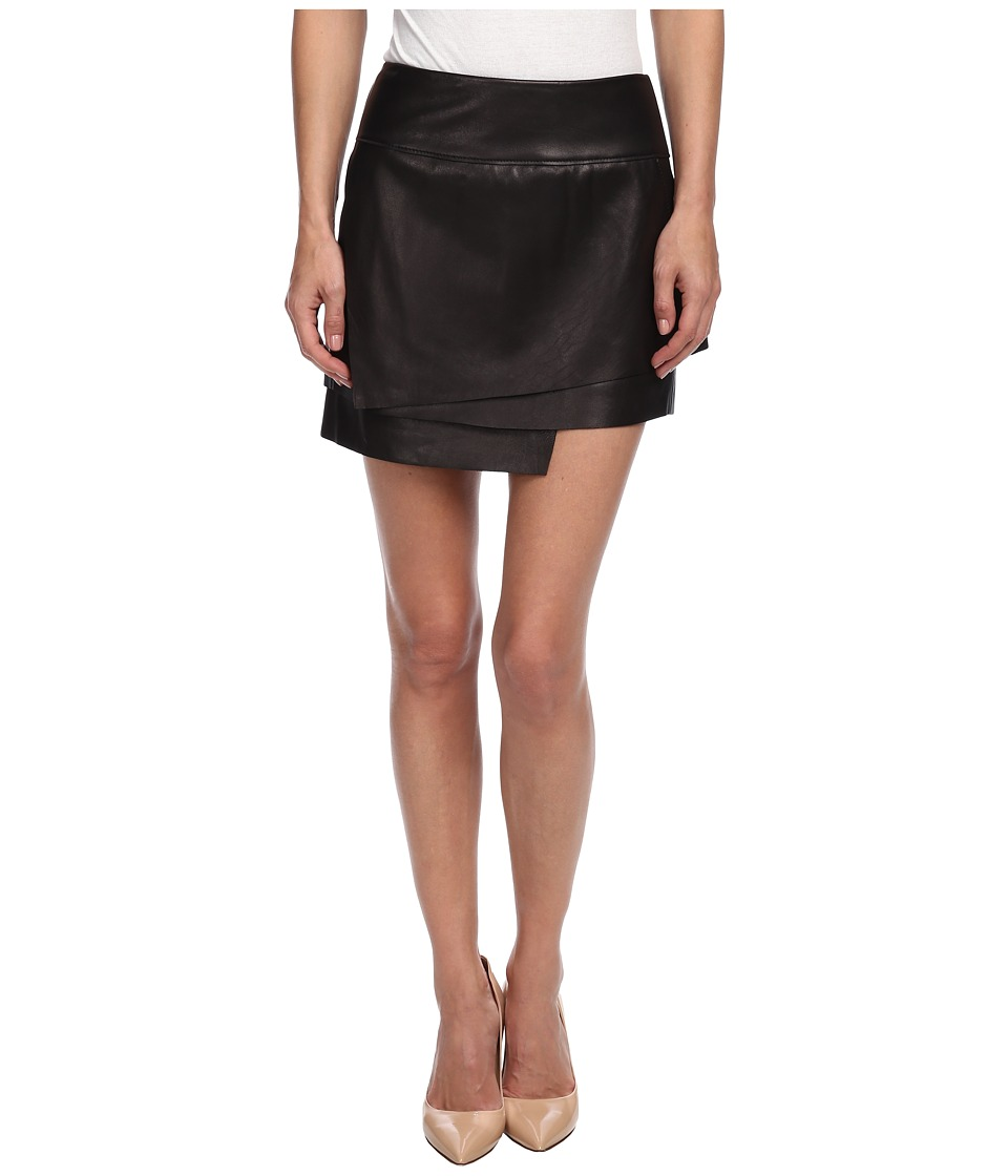 HELMUT LANG - Mini Skirt (Black) Women's Skirt