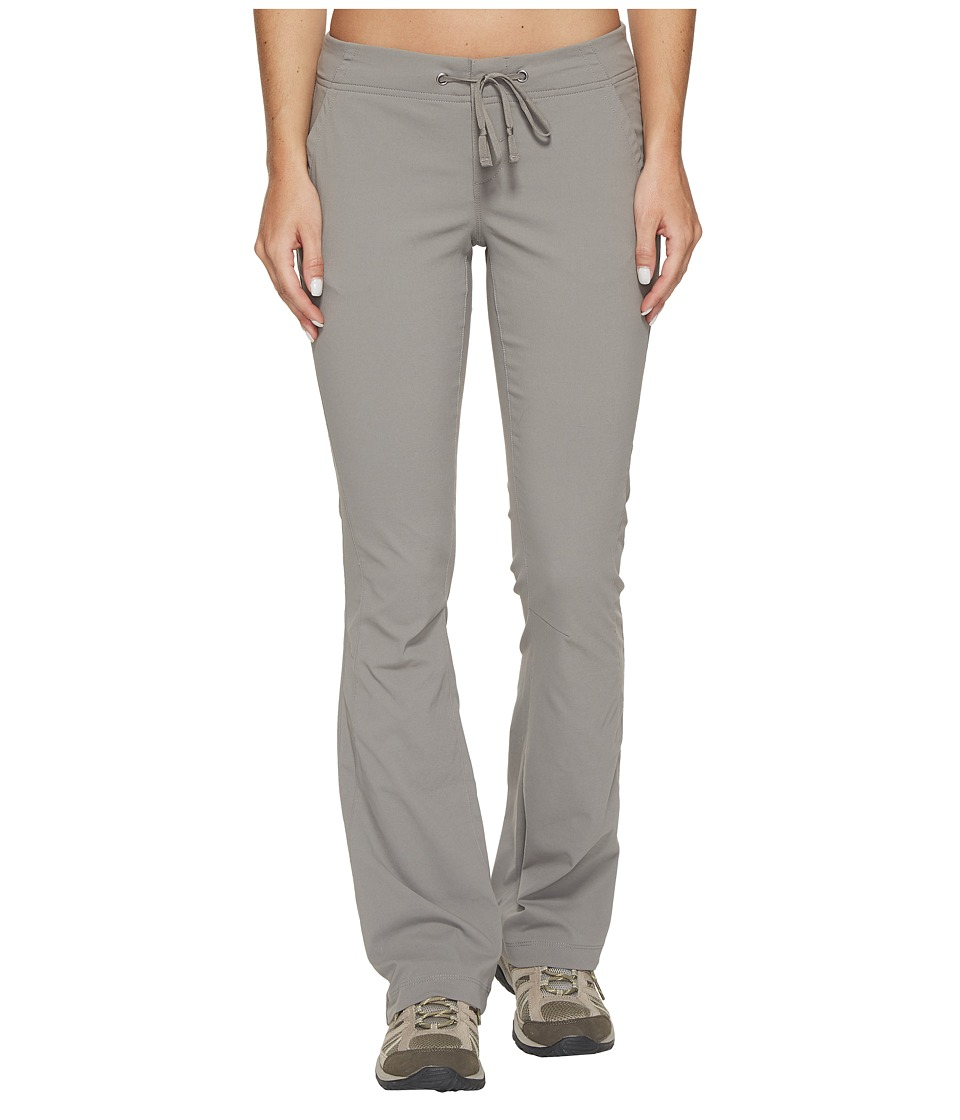 Columbia - Anytime Outdoortm Boot Cut Pant (Boulder) Women's Casual Pants