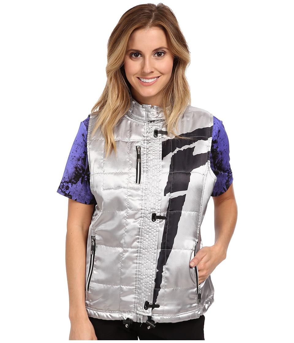 Jamie Sadock - Fugi Vest (Silver) Women