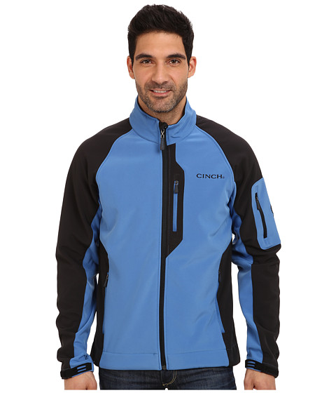 Cinch - Cinch Bonded Jacket (Blue) Men