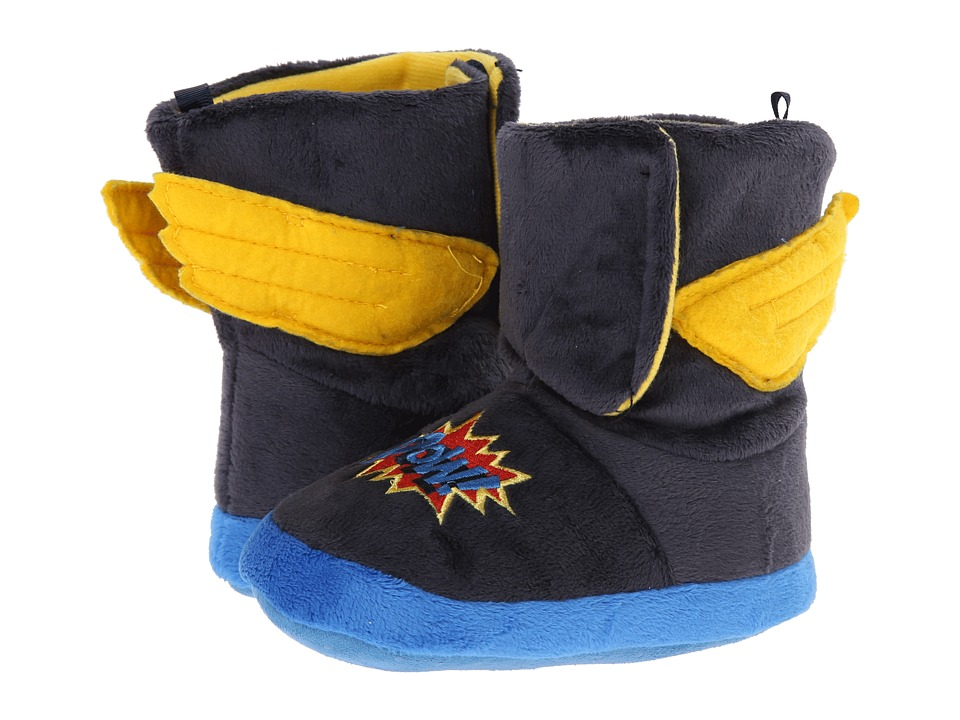 OshKosh - Comic-14 (Toddler/Little Kid) (Navy/Yellow) Boys Shoes
