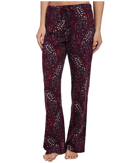 Jockey - Traditional Paisley Long Pant (Paris Paisley) Women