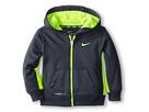Nike Kids KO Full-Zip Hoodie (Toddler) (Dark Magnet Grey)