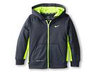 Nike Kids KO Full-Zip Hoodie (Little Kids) (Dark Magnet Grey)