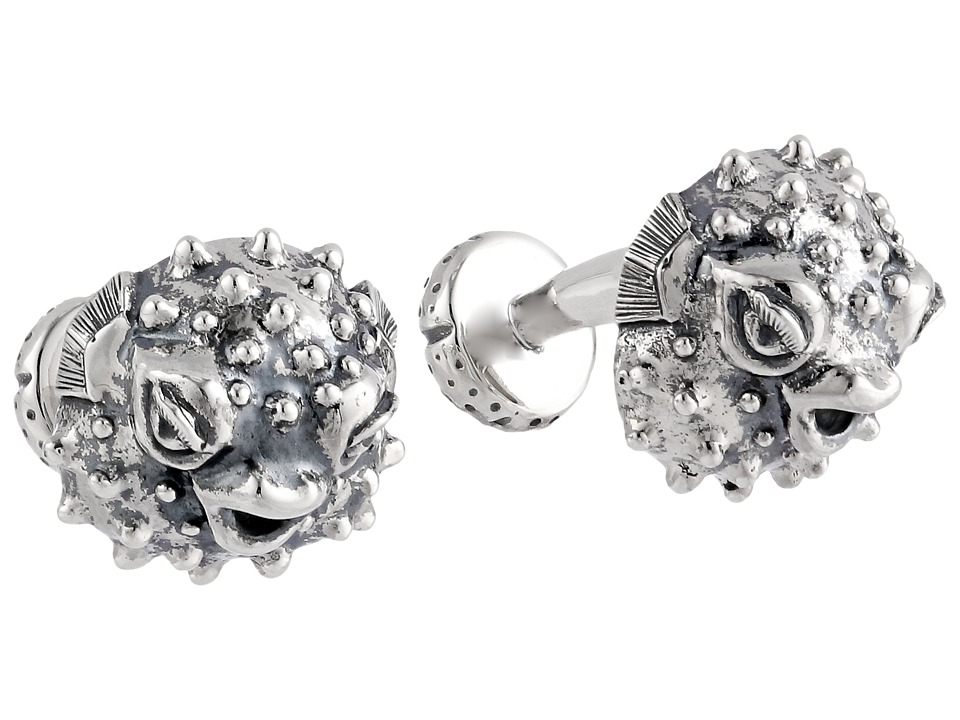 Stephen Webster - Pufferfish Cuff Link (Silver) Bracelet