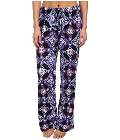 Jockey - Traditional Printed Floral Long Pant (Sasha Floral) Women