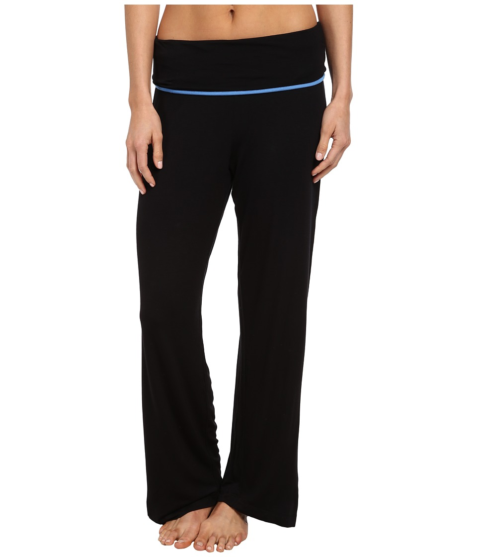 Jockey - Modern Yoga Pant (Black) Women's Pajama