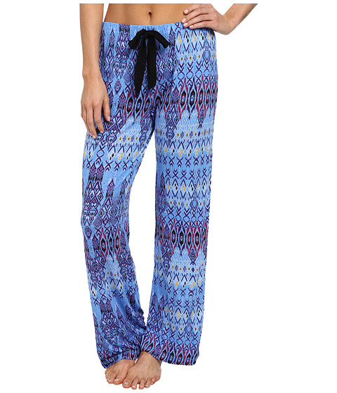 Jockey - Modern Printed Long Pant (Dreamcatcher Print) Women's Pajama
