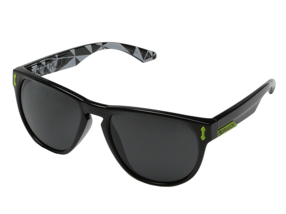 Dragon Alliance - Marquis (Neo Geo/Grey) Sport Sunglasses