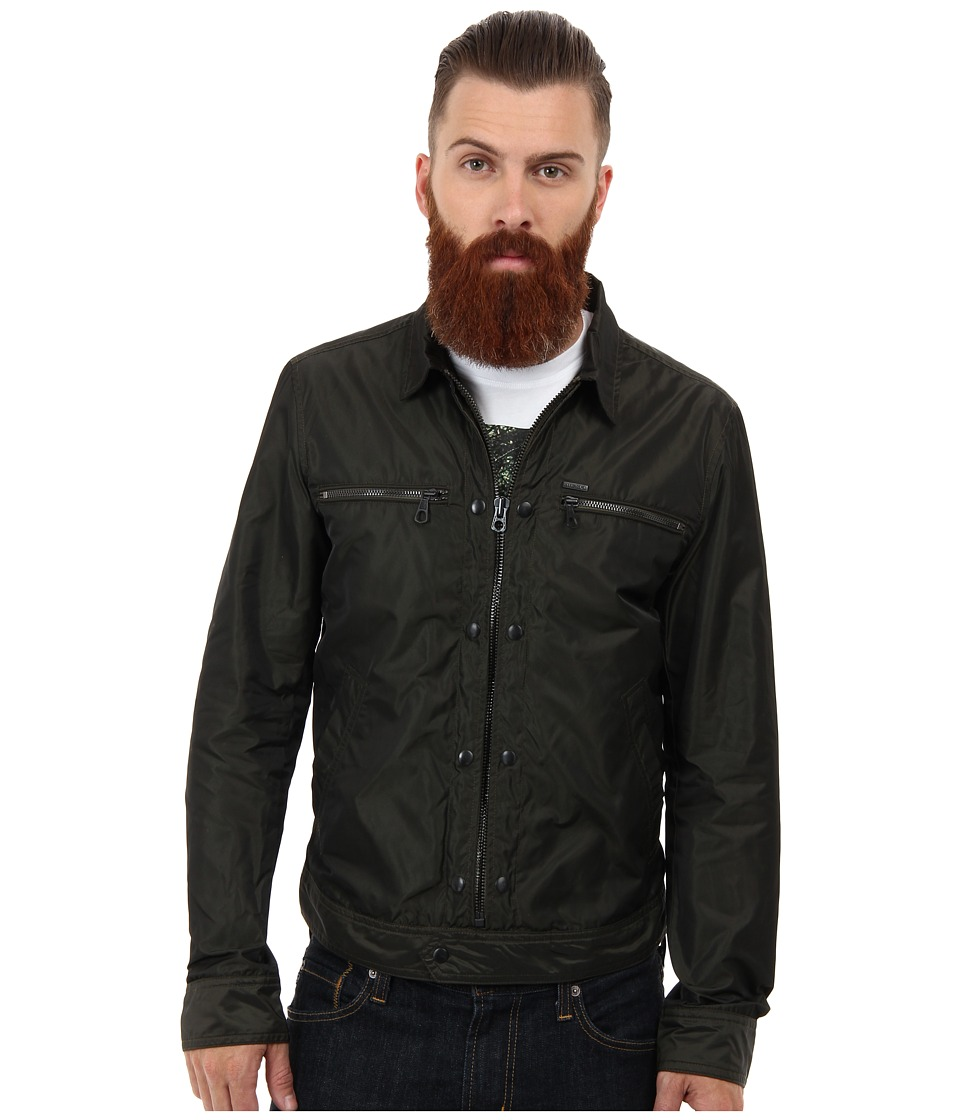 Diesel - J-Bintur Jacket (Olive/Green) Men's Coat