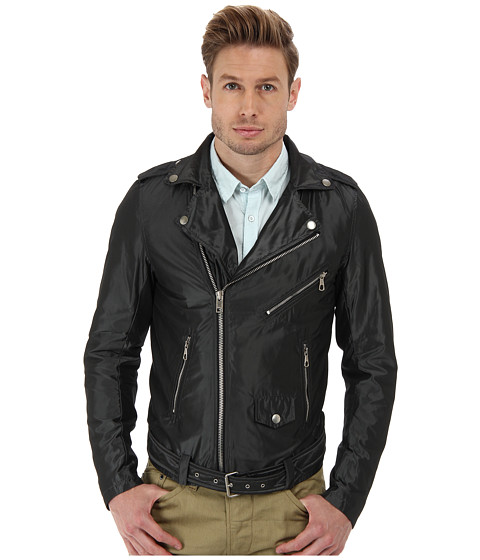 Diesel - J-Seddik Jacket (Black) Men's Coat