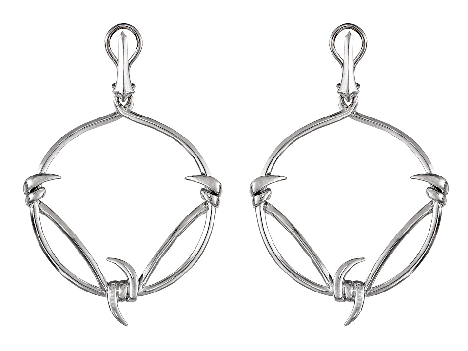 Stephen Webster - Forget Me Knot Earring (Sterling Silver) Earring