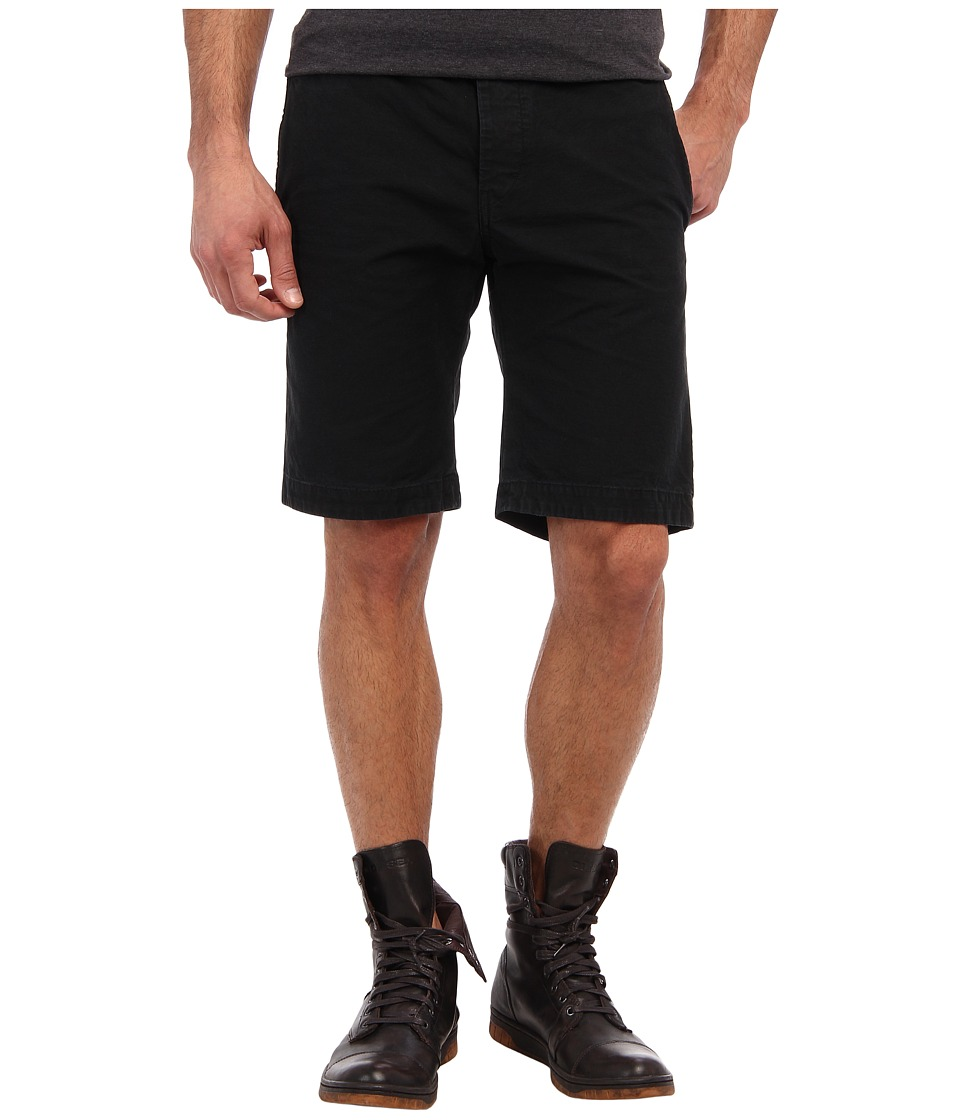 Diesel - Chi-Regs-X Short (Black) Men's Shorts