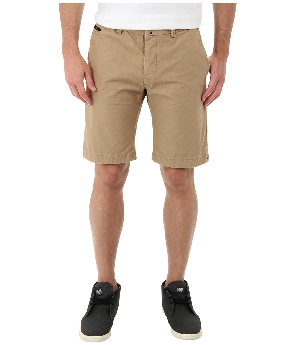 Diesel - Chi-Regs-X Short (Khaki) Men's Shorts