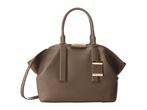 Michael Kors - Lexi Large EW Satchel (Elephant) Satchel Handbags
