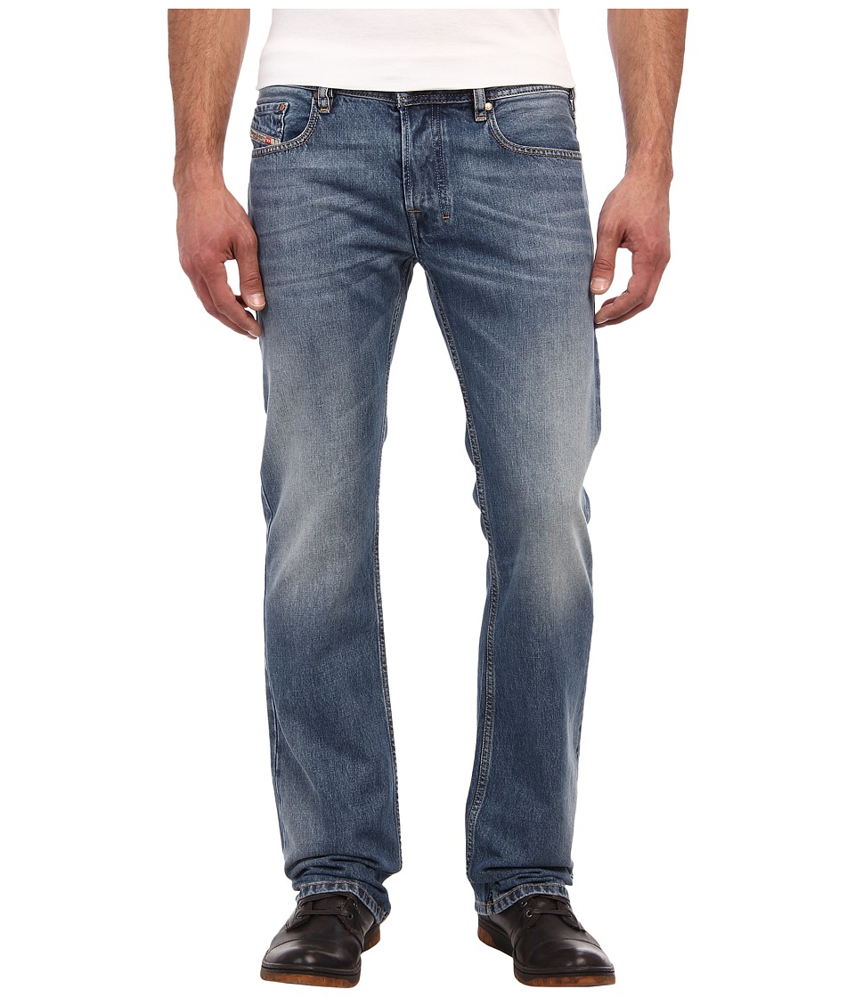 Diesel - Zatiny Boot 0800Z (Denim) Men's Jeans