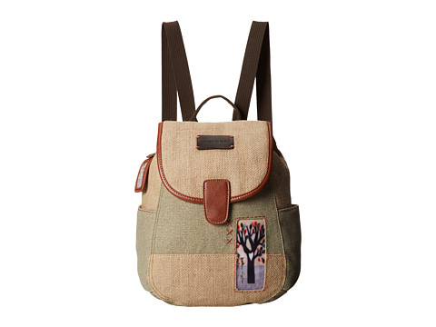 Sherpani - Iris Backpack (Falling Tree) Backpack Bags