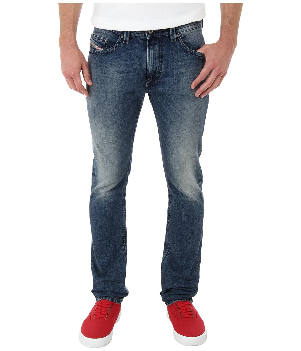 Diesel - Thavar Skinny 0830X (Denim) Men's Jeans