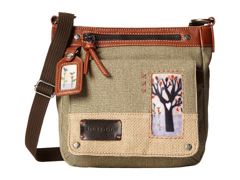 Sherpani - Willow Shoulder Bag (Falling Tree) Cross Body Handbags