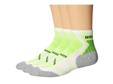 Fox River - Velox LX (3-Pair Pack) (Neon Green) Men