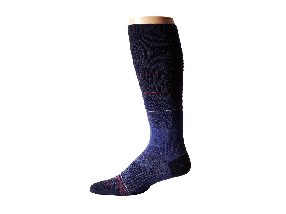 Fox River - Andermatt (Blue) Men's Crew Cut Socks Shoes