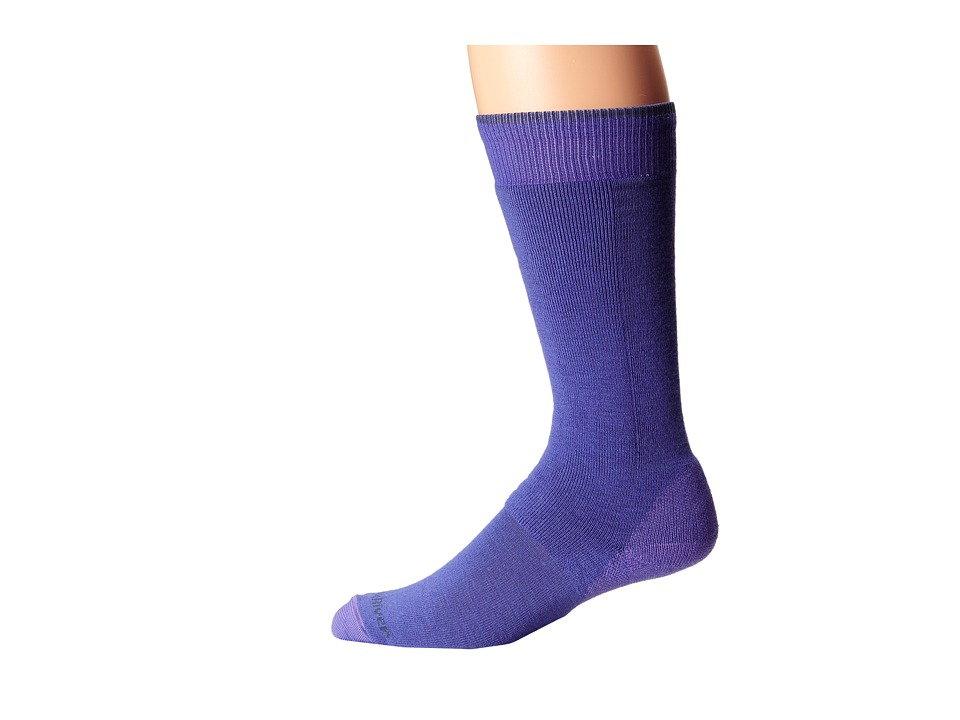 Fox River - Telluride (Purple) Women's Crew Cut Socks Shoes