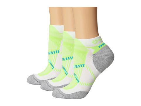 Fox River - Vite LX (3-Pair Pack) (Neon Green) Women