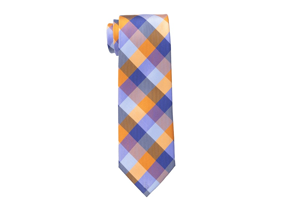 Tommy Hilfiger - Buffalo Tartan (Orange) Ties