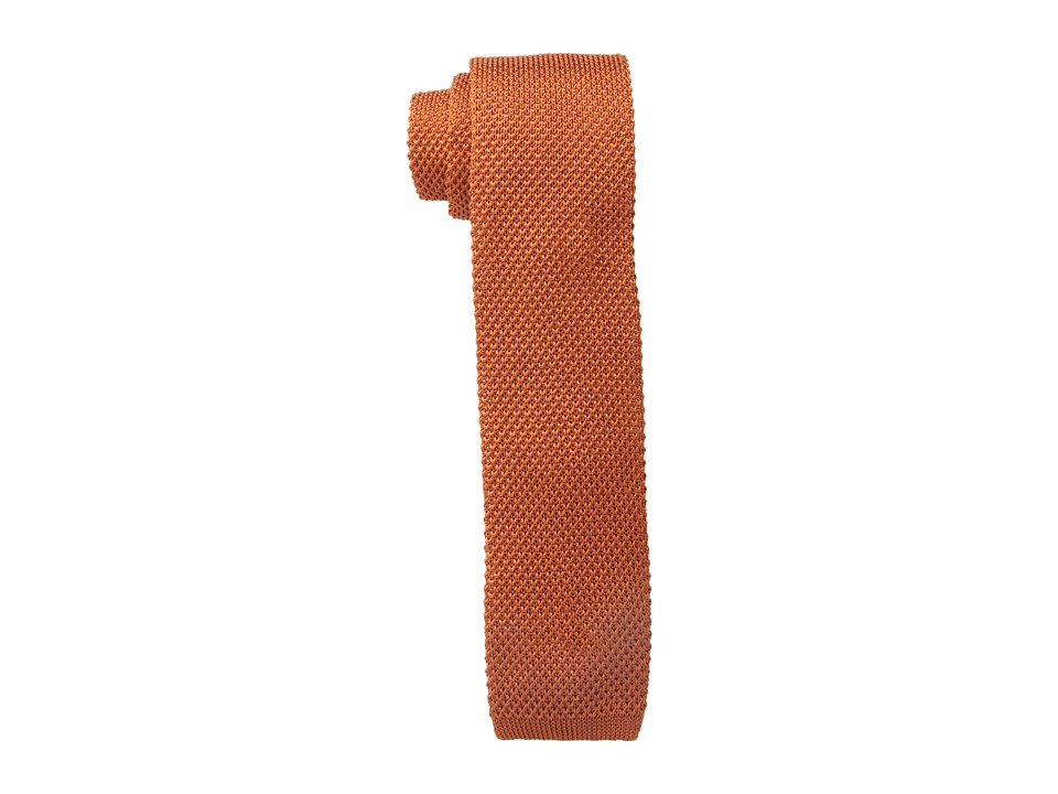 Tommy Hilfiger - Spring Solid (Orange) Ties