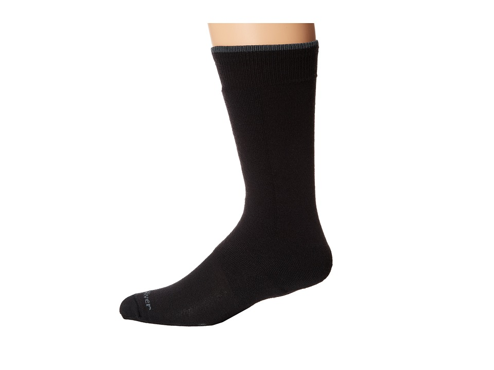 Fox River - Telluride (Black) Crew Cut Socks Shoes