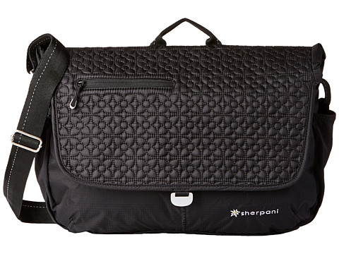 Sherpani - Verve Messenger Bag (Black) Messenger Bags
