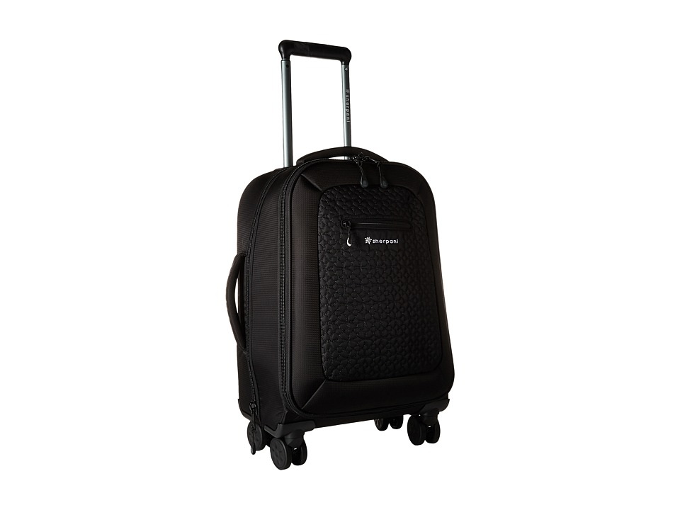 Sherpani - Latitude LE 22 Wheeled Suitcase (Black) Bags