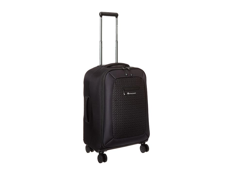 Sherpani - Hemisphere LE 25 Wheeled Suitcase (Black) Bags