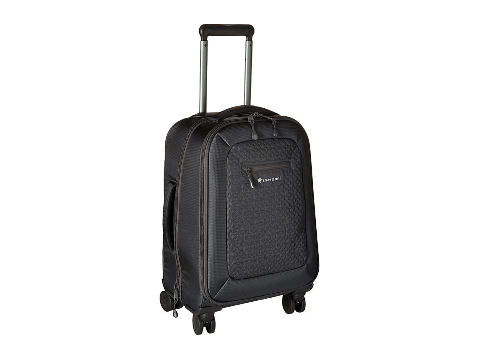 Sherpani - Latitude LE 22 Wheeled Suitcase (Charcoal) Bags