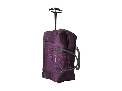 Sherpani - Trip Wheeled Duffel (Purple) Duffel Bags