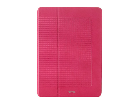 Tumi - Prism - Tumi Leather Snap Case for Tablet (Fuchsia) Computer Bags