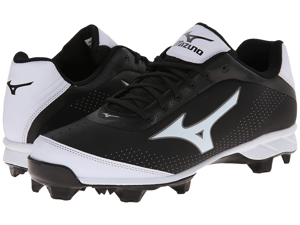 Mizuno 9-Spike(r) Advanced Blaze Elite 5 Low (Black/White) Men