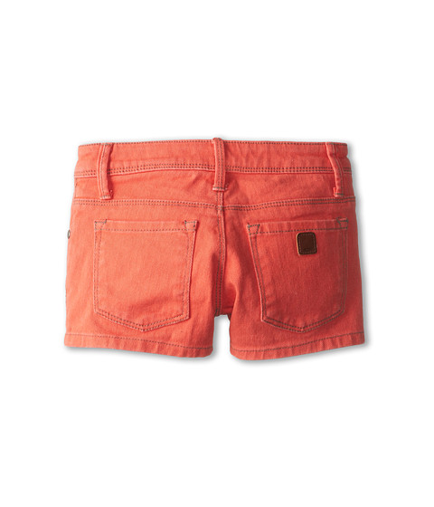 Roxy Kids - Lisy Shorts (Big Kids) (Hot Coral) Girl