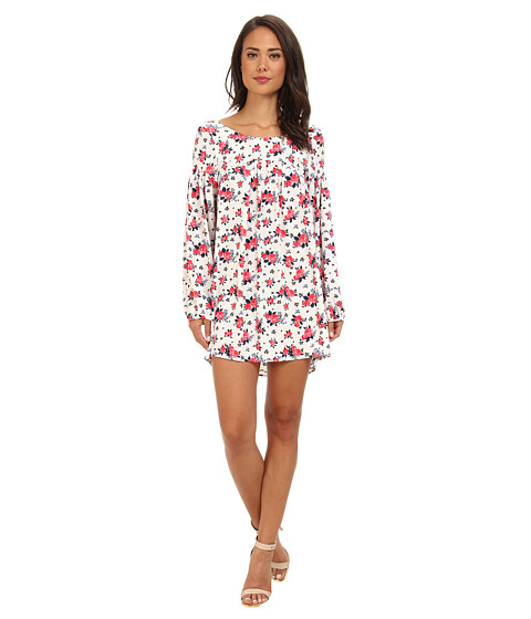 Tbags Los Angeles - Baby Doll Dress (FR10) Women's Dress